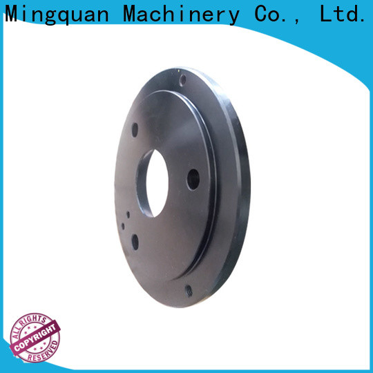 accurate customized cnc steel parts supplier for industry