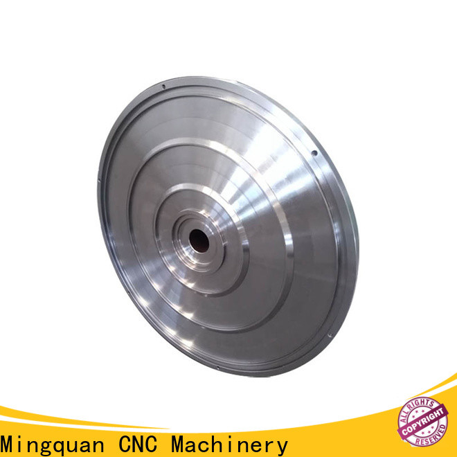 Mingquan Machinery cnc parts services supplier for industry