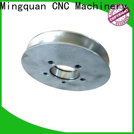 Mingquan Machinery professional shaft sleeve bushings bulk production for turning machining
