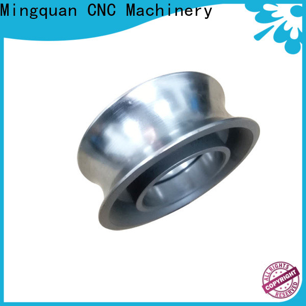 quality machined steel parts supplier for CNC milling