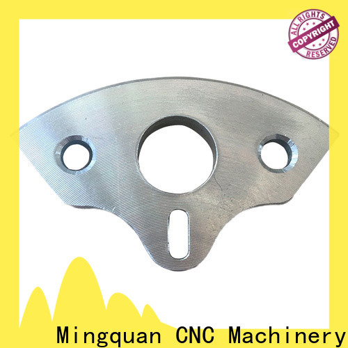 Mingquan Machinery good quality cnc machining steel parts online for machine