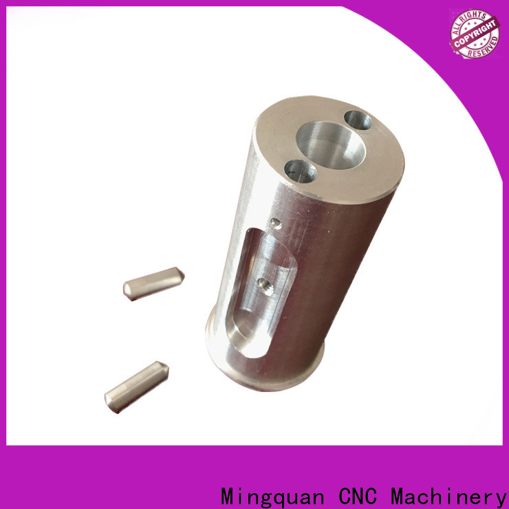 Mingquan Machinery turned parts china with good price for factory