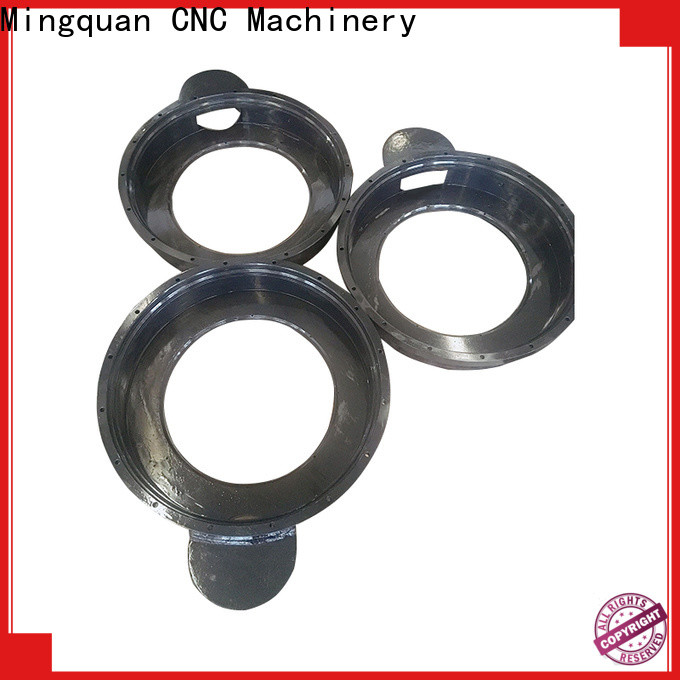 Mingquan Machinery cnc component personalized for factory