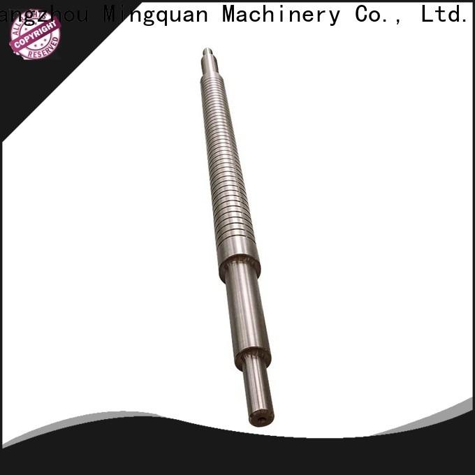 Mingquan Machinery customized hardened precision steel shaft bulk buy for machinary equipment
