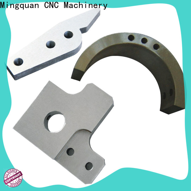 Mingquan Machinery machine parts supplier for turning machining