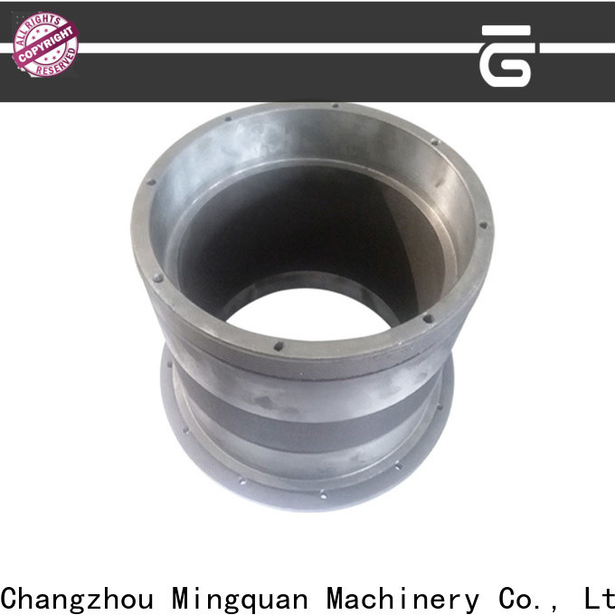 Mingquan Machinery stainless shaft sleeve of pump bulk production for machinery