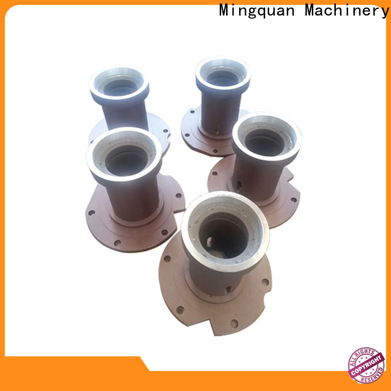 Mingquan Machinery precision milling pump personalized for turning machining
