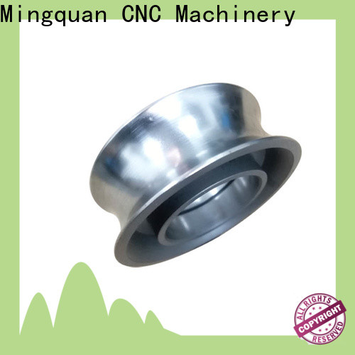 Mingquan Machinery quality aluminum parts personalized for CNC milling