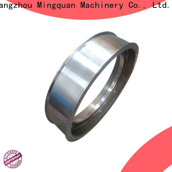 Mingquan Machinery forged flanges manufacturer for plant