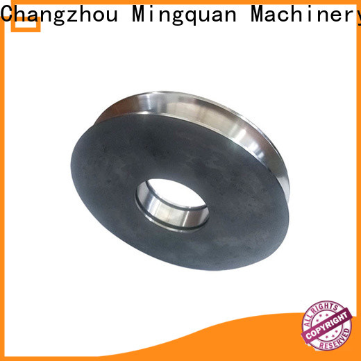 Mingquan Machinery accurate china cnc machined part bulk production for factory
