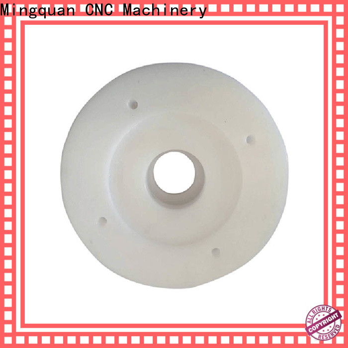 Mingquan Machinery custom made oem cnc parts personalized for factory