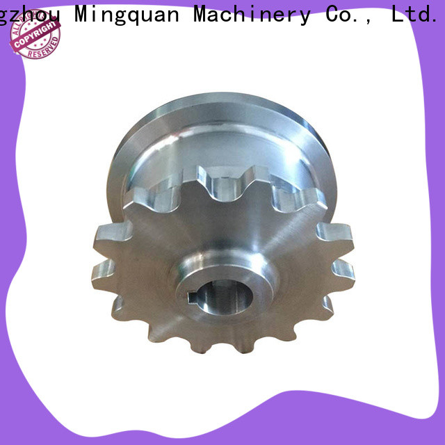 Mingquan Machinery stainless steel aluminium turning personalized for machinery