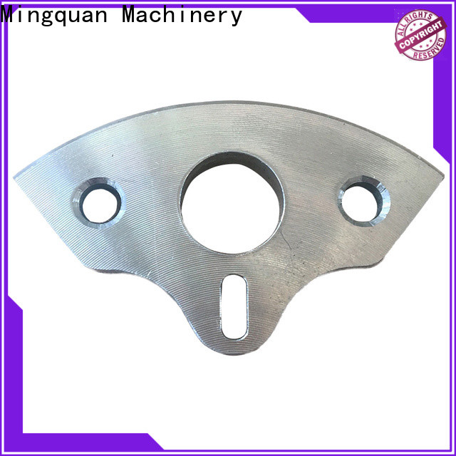 accurate aluminum machining service factory price for factory