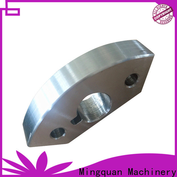 Mingquan Machinery precise oem cnc machining parts directly sale for machine