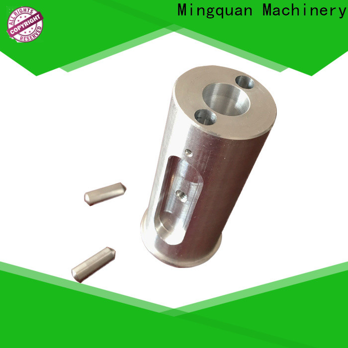 Mingquan Machinery top rated customized cnc aluminum parts wholesale for factory