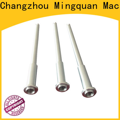 Mingquan Machinery precision high precision cnc parts supplier for workplace
