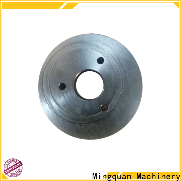 Mingquan Machinery best custom cnc parts factory supplier for industry
