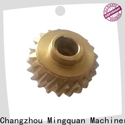 Mingquan Machinery custom made cnc lathe machine parts bulk production for machine