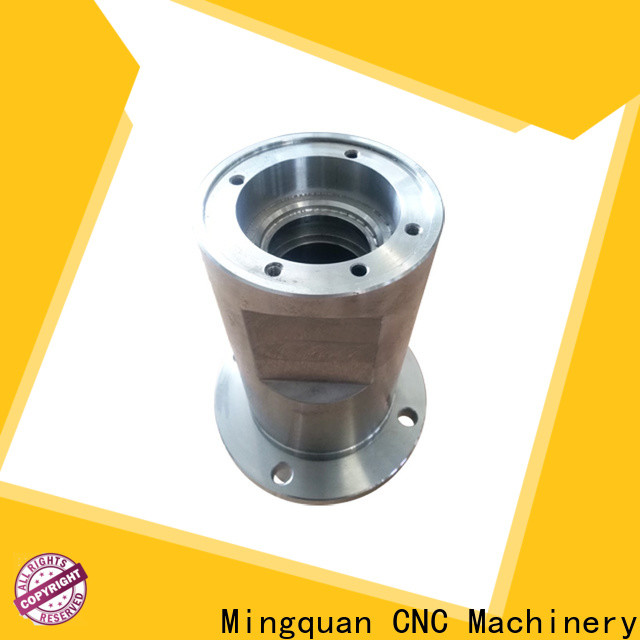 Mingquan Machinery stainless steel shaft sleeve bulk production for factory