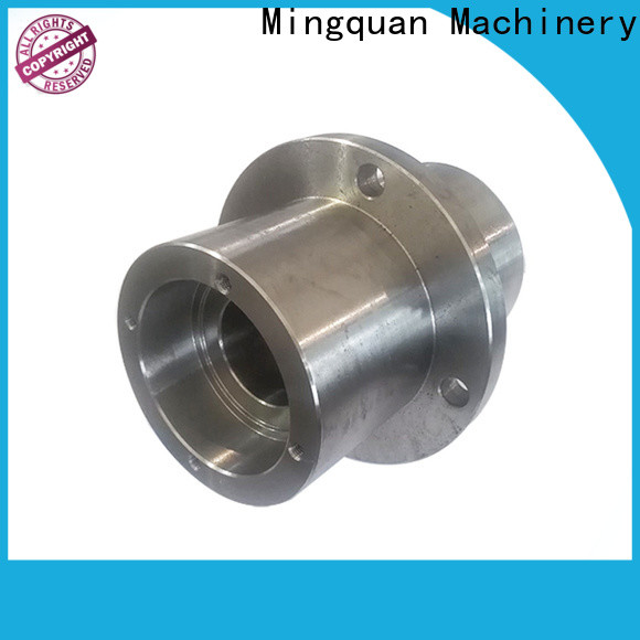 Mingquan Machinery cnc aluminum parts supplier for machine