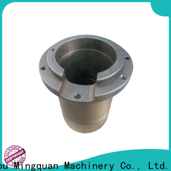 Mingquan Machinery precision shaft sleeve of pump supplier for machine