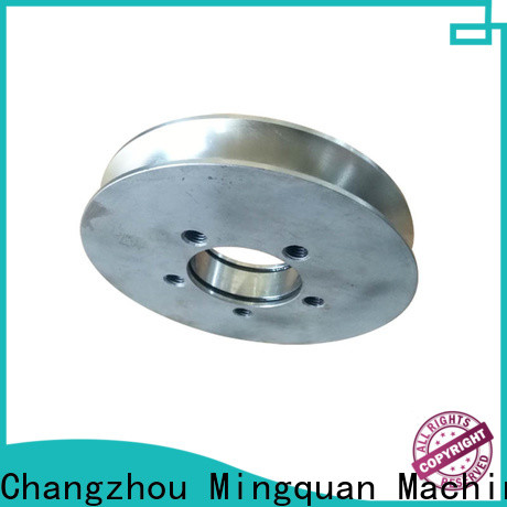 Mingquan Machinery cnc milling process wholesale for machinery