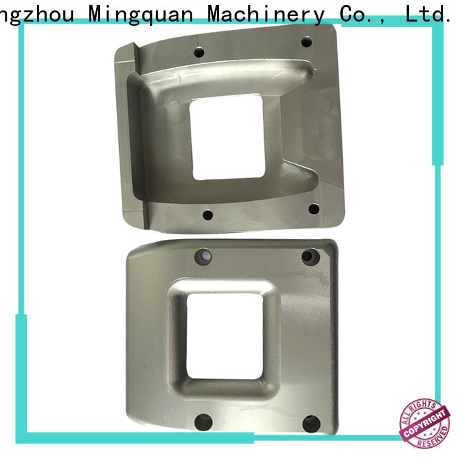 Mingquan Machinery custom machining parts factory price for factory