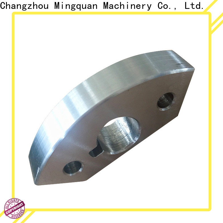 Mingquan Machinery aluminum machining services series for CNC milling