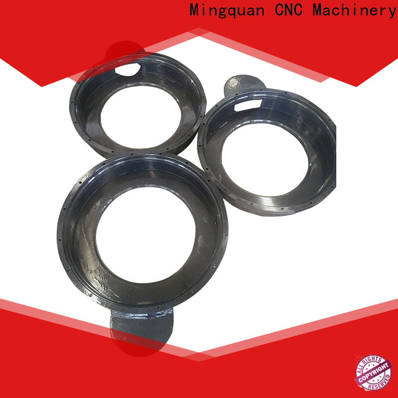 Mingquan Machinery cnc machining parts factory direct supply for factory