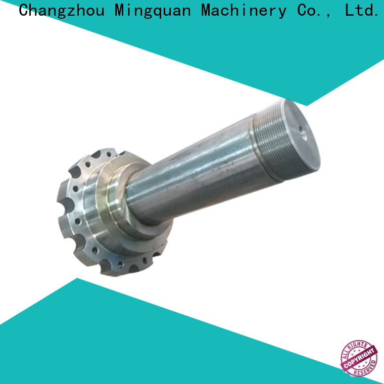 Mingquan Machinery cnc precision turning supplier for workplace