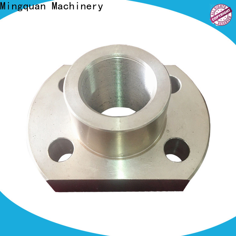 Mingquan Machinery stainless cnc fabrication service with discount for workshop