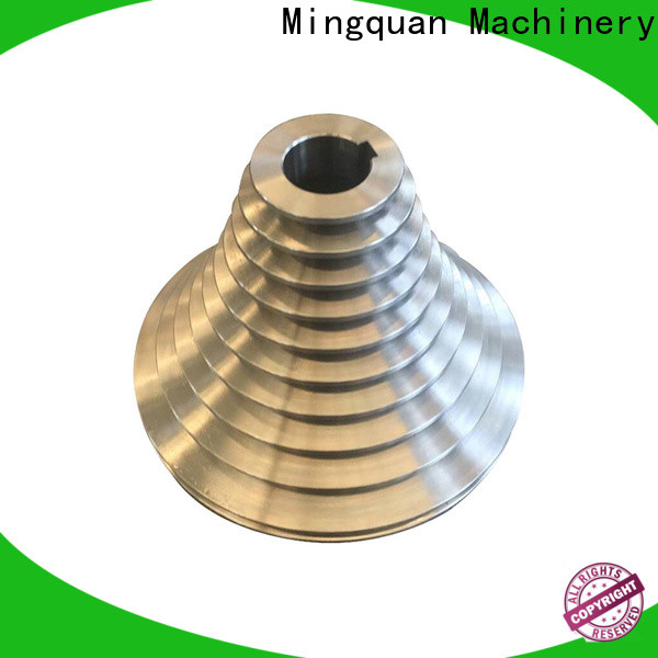 Mingquan Machinery production cnc machining personalized for machinery