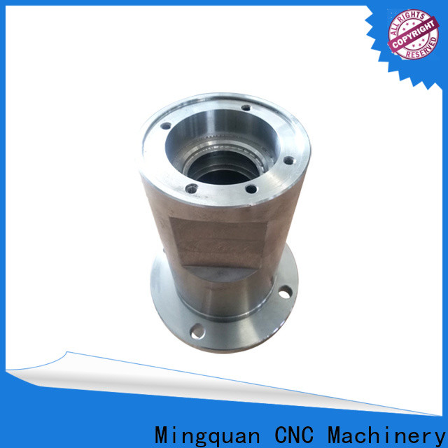 Mingquan Machinery oem metal machining parts supplier for machinery