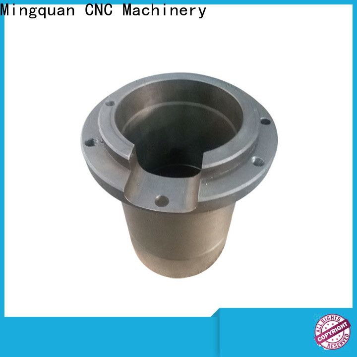 Mingquan Machinery precision aluminum parts personalized for turning machining