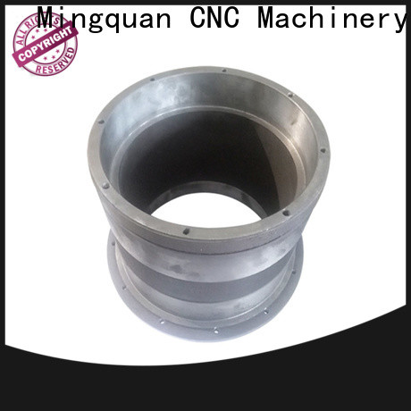 custom made aluminum parts manufacturing wholesale for machinery