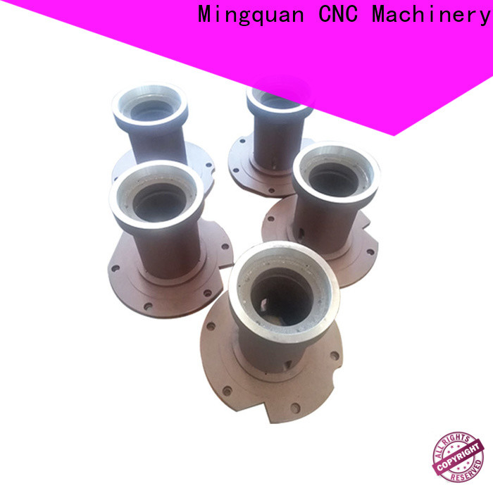 Mingquan Machinery best custom made aluminum parts with good price for CNC milling