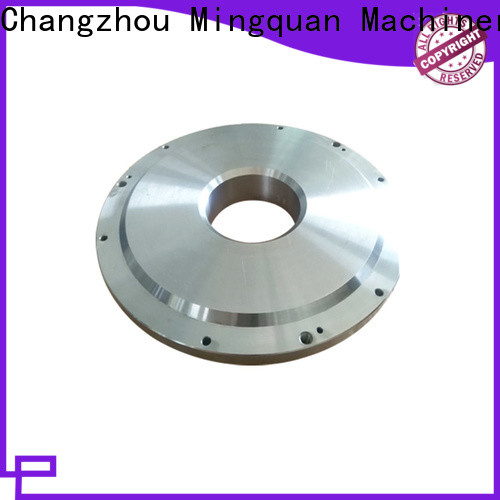Mingquan Machinery cnc milling operation factory direct supply for workshop