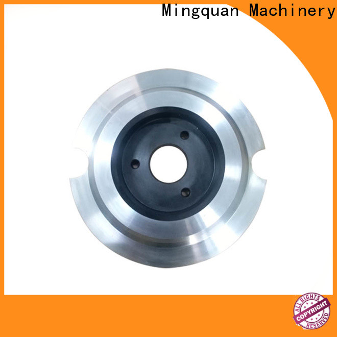 Mingquan Machinery accurate stainless steel cnc machining services supplier for CNC milling