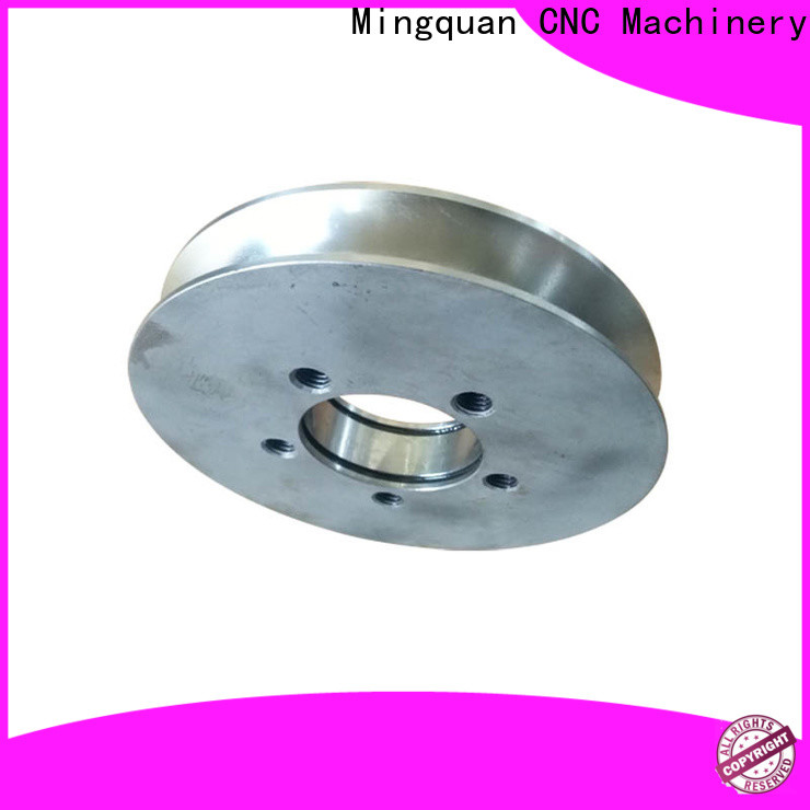 Mingquan Machinery cnc turning services factory price for machinery