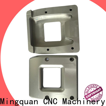 Mingquan Machinery small parts machining series for turning machining