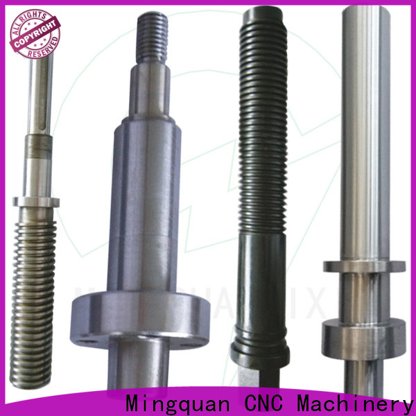 Mingquan Machinery mild steel shaft directly price for factory