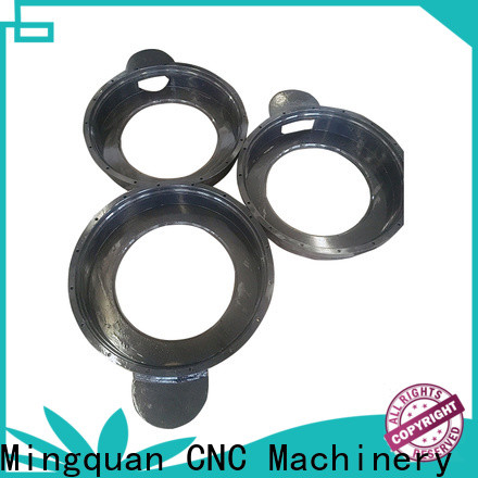 Mingquan Machinery aluminium turning service personalized for factory