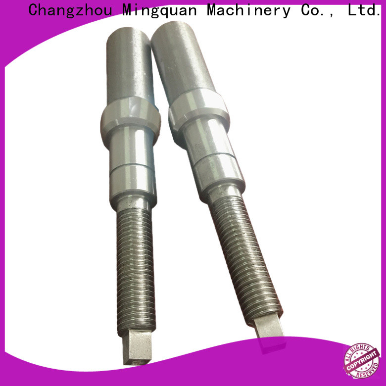 Mingquan Machinery durable cnc turning parts online wholesale for machinary equipment