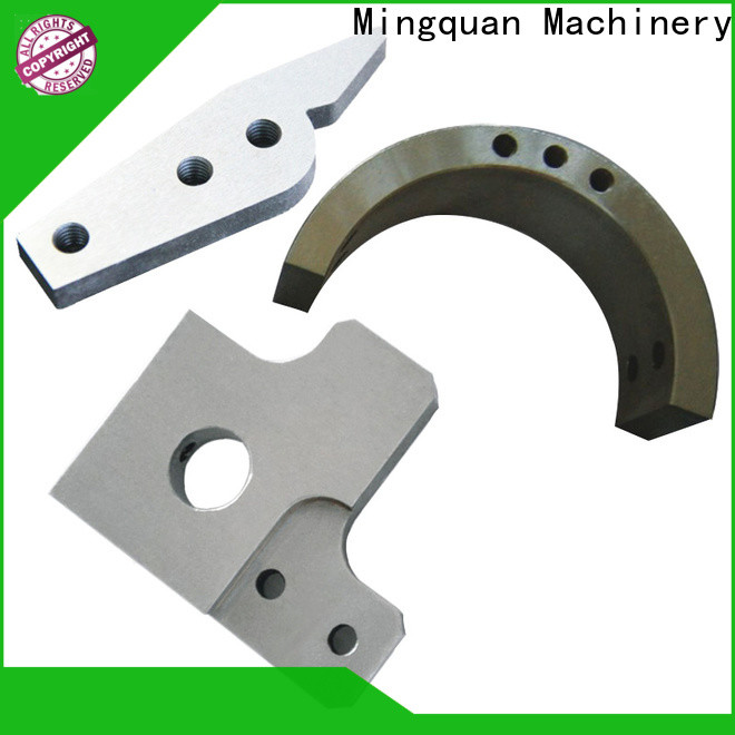 Mingquan Machinery quality small turned parts directly sale for machine
