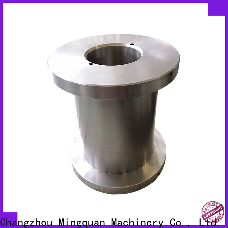 custom made aluminum part supplier for turning machining
