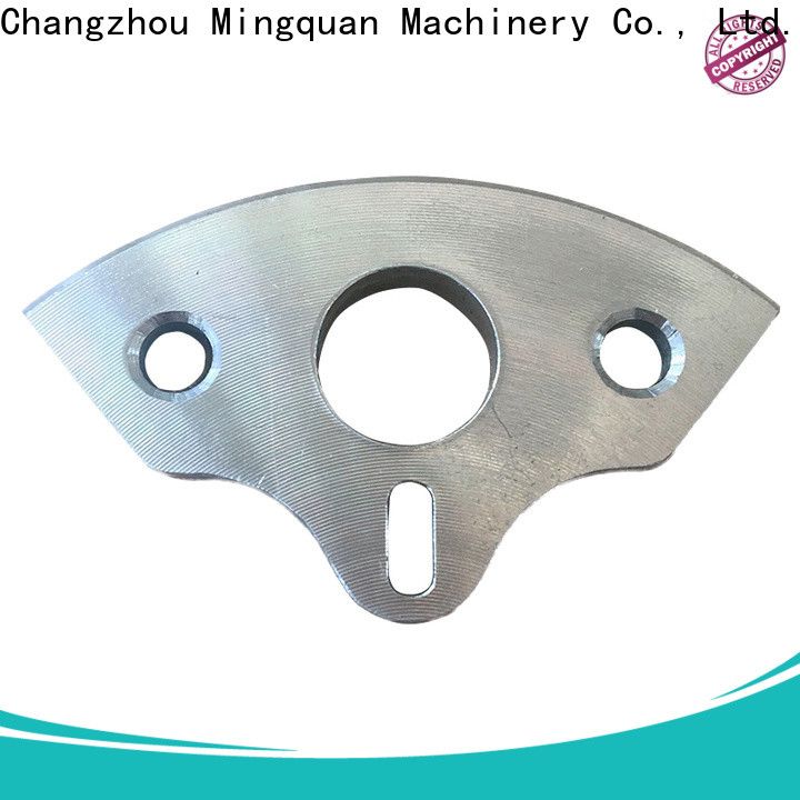 Mingquan Machinery aluminum machining services on sale for CNC machine