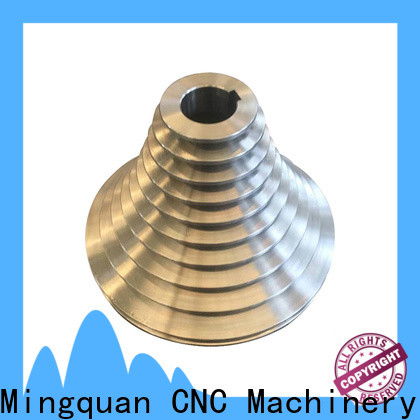 Mingquan Machinery durable cnc steel parts bulk production for CNC milling