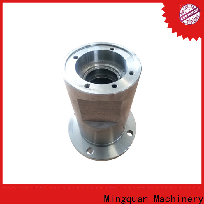 Mingquan Machinery machined steel parts wholesale for machine