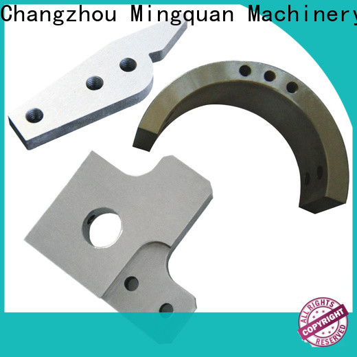 Mingquan Machinery cnc vertical machining center from China for factory