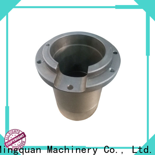Mingquan Machinery sleeve mechanical part wholesale for machine